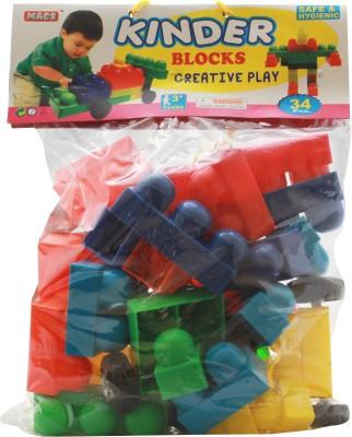 Lovely Collection Kinder Blocks
