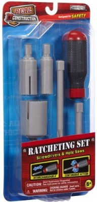 Real Construction Ratcheting Driver Set