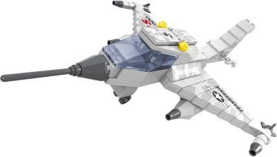 Funblox 168pcs Army Blocks -Fighter Jet