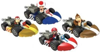 Nintendo K,Nex Kart Mariotoaddonkey Kong And Diddy Kong Building