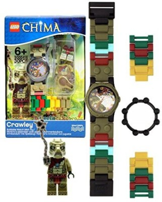 Legends of Chima Lego Year 2013 Series Watch With Mini Set 9000416 Crawley