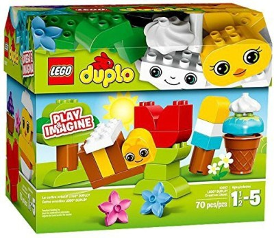Lego Creative Chest-10817
