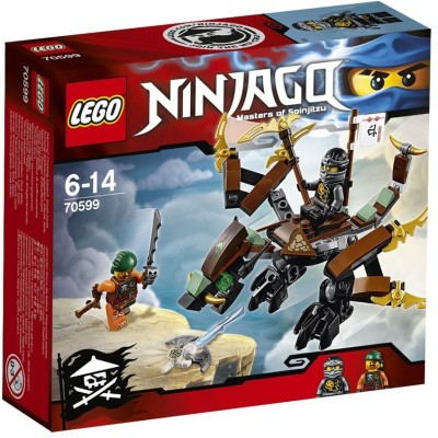 Lego Cole's Dragon