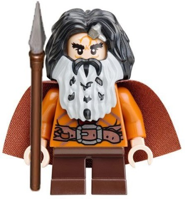 Lego The Hobbit Bifur The Dwarf Mini (Lord Of The Rings)