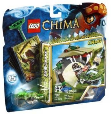 LEGO Chima 70112 Croc Chomp