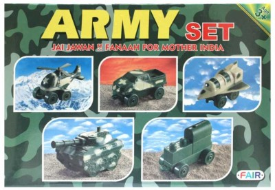 Ratnas Army Set Block