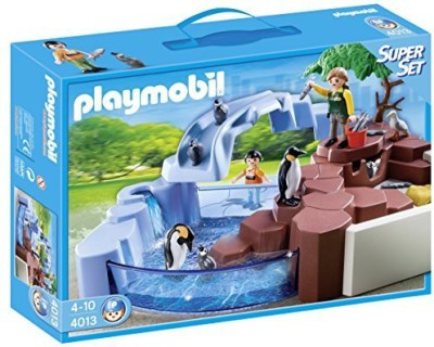 PLAYMOBIL Superset Penguin Habitat