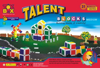 Toysbox Talent Blocks Medium