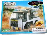 Adraxx DIY Hobby 3D Fighter Truck Model ...