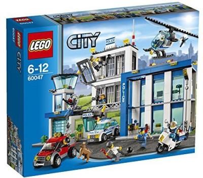 City - Police Station 60047