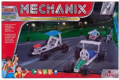 Mechanix Metal No 1