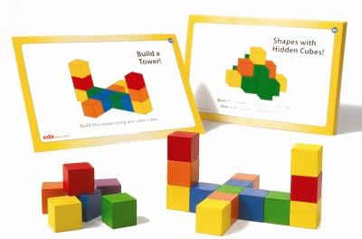 Edx Education Wooden Cubes Activity Se