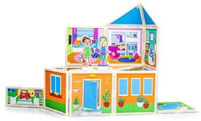 Build & Imagine Malia's Beach House Building Kit