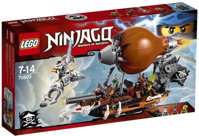 Lego Raid Zeppelin