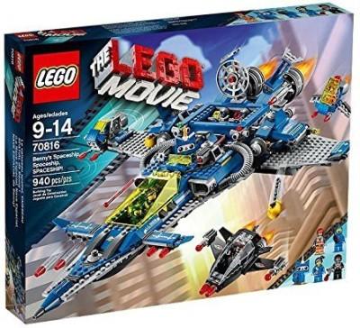 Lego Movie Benny Spaceship 70816