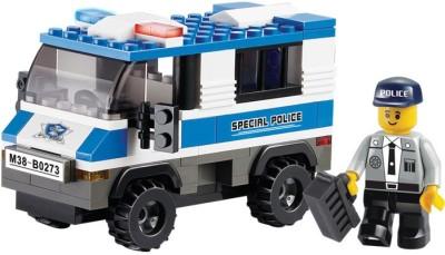 Sluban Special Prisoner Vehicle