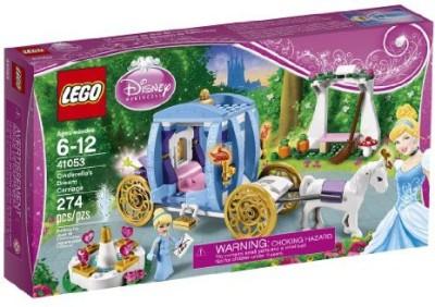 Disney LEGO Princess 41053 Cinderella's Dream Carriage