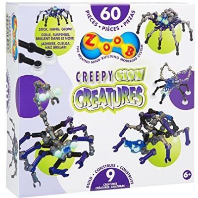 ZOOB Creepy Glow Creatures