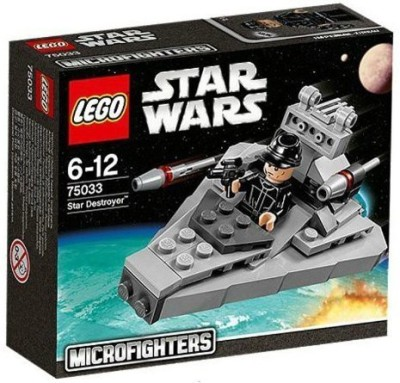 Lego Star Wars Microfighters Star Destroyer