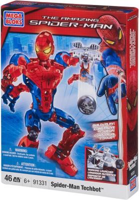 Disney Mega Bloks Spider-Man Techbot