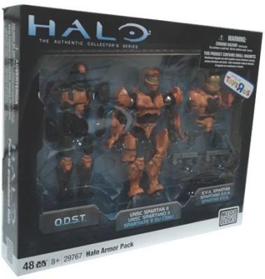 Mega Brands Halo Wars Mega Bloks Exclusive Set 29767 Halo Armor Pack