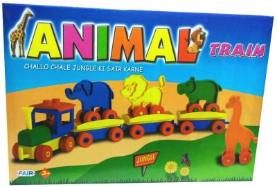 Fair Animal Train