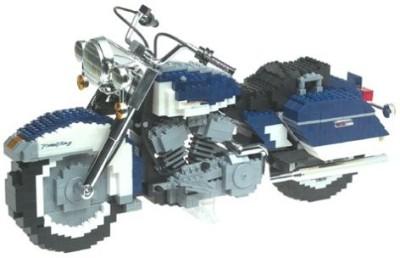 Mega Bloks Harleydavidson Pro Builder Setroad King