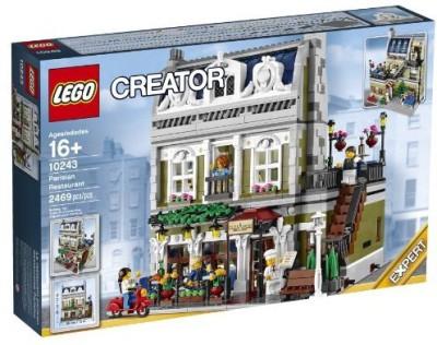 Lego Creator Expert 10243 Parisian Restaurant