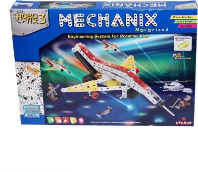 Zephyr Mechanix - Robotix 3