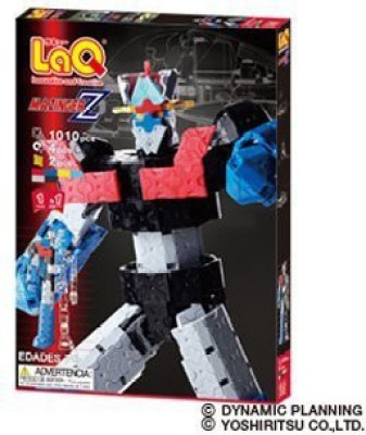 LaQ Robots Mazinger Z Robot Construction
