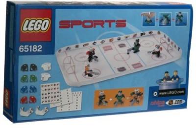 Unknown Lego Sports Nhl Slammer Stadium