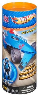 Mega Bloks Hot Wheels Bad To The Blade