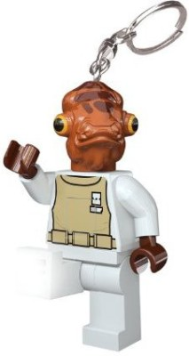 Santoki Lego Star Wars Admiral Ackbar Key Light