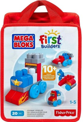 Fisher Price 20 Pcs. Mega Blocks First Builders