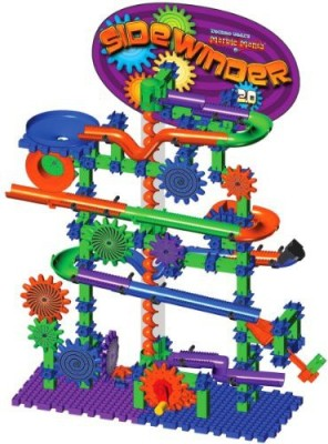 The Learning Journey Techno Gears Marble Mania Sidewinder 20 Construction Set