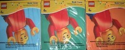 MZB Imagination Lego Stretchable Book Covers Set Of 3