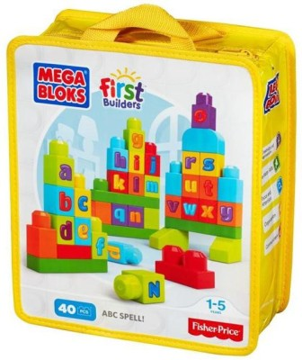MEGA BLOCKS Abc Spell