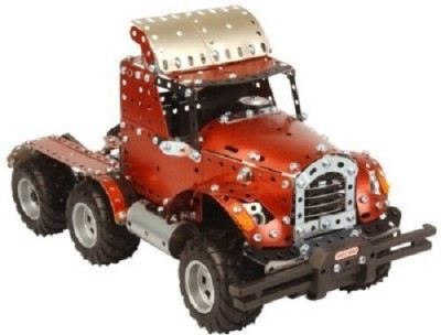 Meccano Remote Control Truck With Pack & Charger