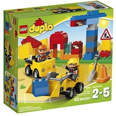 Duplo Bricks My First Construction Site 10518