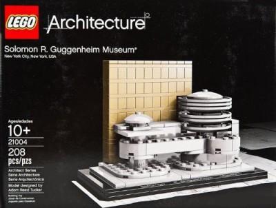 Lego Architecture Solomon R Guggenheim Museum (21004)