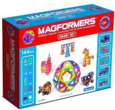 Magformers Smart Set 144 Pieces