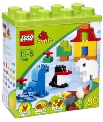 Lego Duplo Building Fun 5548