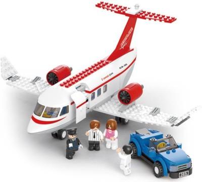 Sluban Lego Private Airplane