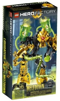 Lego Hero Factory Meltdown 7148