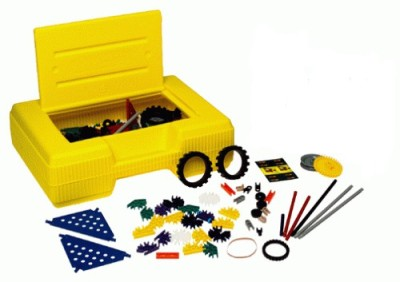 K,Nex Knex Launcher Building Set (22 Models)