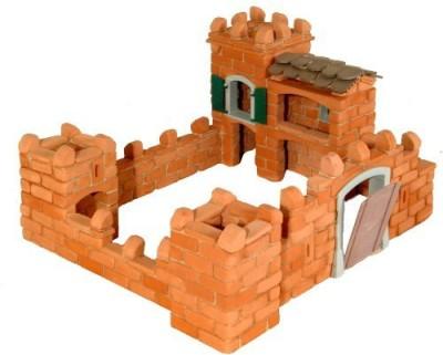 Teifoc Castle Brick Construction Set 394 Pc