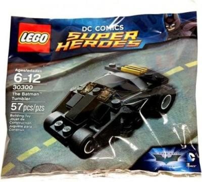 Super-Heroes Lego Dc Comics Super Heroes Set 30300 Batman Tumbler