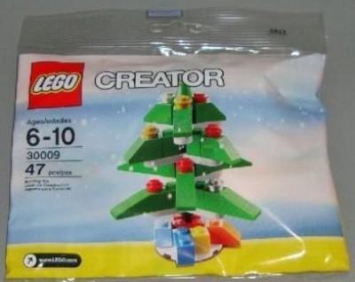 Lego Creator Christmas Tree Set 30009