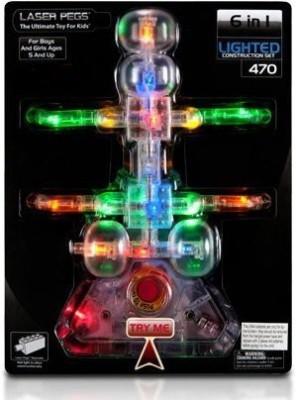 Laser Pegs Building Sets Bug