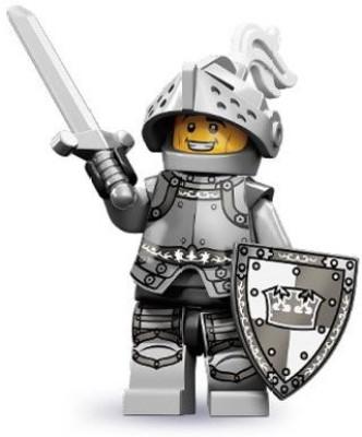 Lego 71000 Series 9 Mini Heroic Knight
